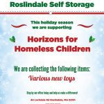 give back to Roslindale MA