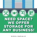 business storage Roslindale MA